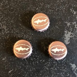 Dogfish Head Brewery Beer Bottle Cap Magnets
